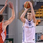 Peterka double-double 18pts,12reb. against Russia!!