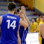 Peterka won against Belgium 96-81!!