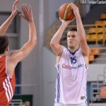 Peterka unstoppable against Turkey with 21pts and 9 reb!!